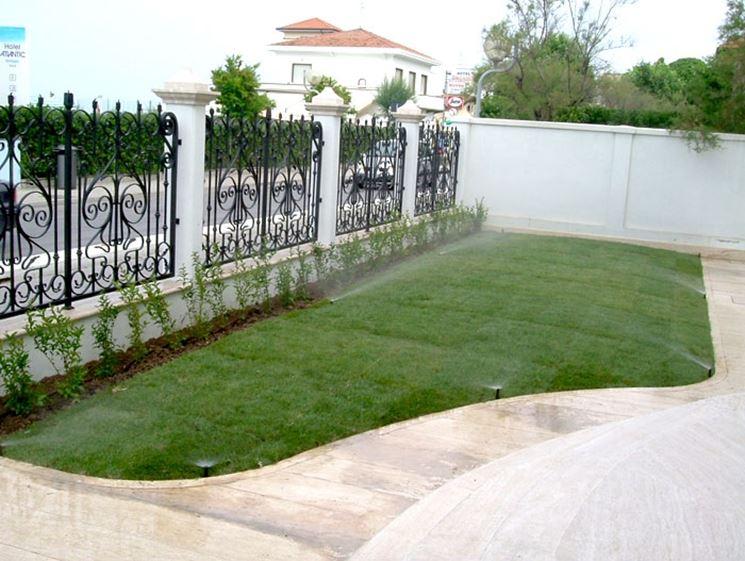 Impianto irrigazione fai da te impianto irrigazione for Progetto irrigazione