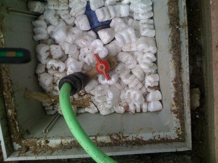 Impianto di irrigazione fai da te