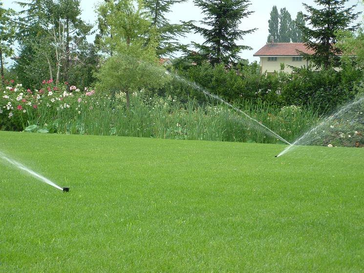Impianto irrigazione giardino impianto irrigazione for Impianto irrigazione automatico