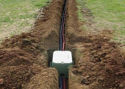 Impianto irrigazione interrato impianto irrigazione for Sistemi di irrigazione giardino