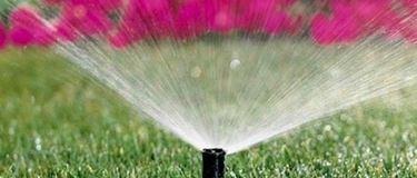 irrigatore a scomparsa