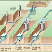 Rappresentazione dei diversi tipi di impianti realizzabili.