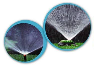 Un esempio di impianto d irrigazione