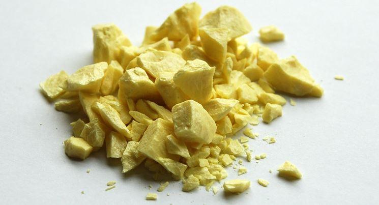 Zolfo minerale