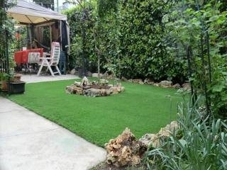 Giardino sintetico prato - Erba sintetica da giardino ...