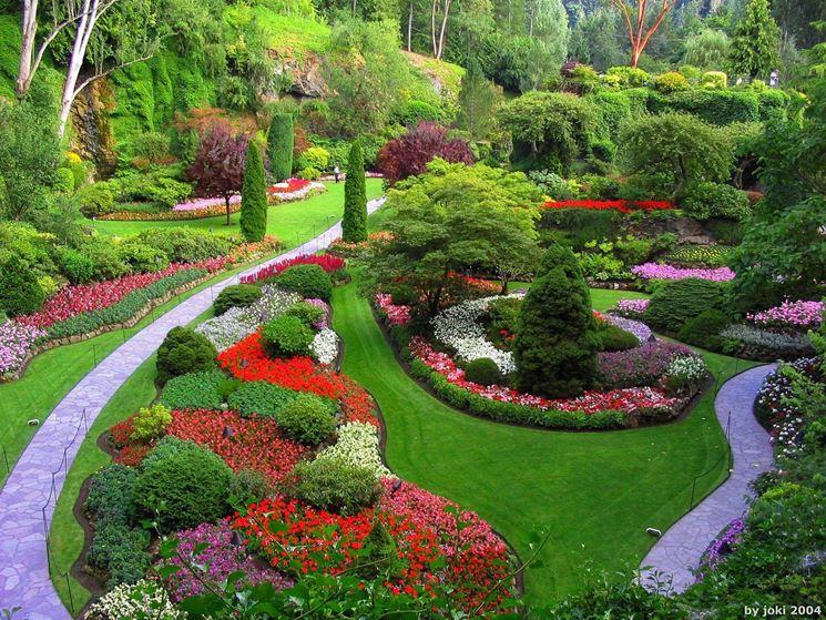 allestimento giardino progettazione giardini come