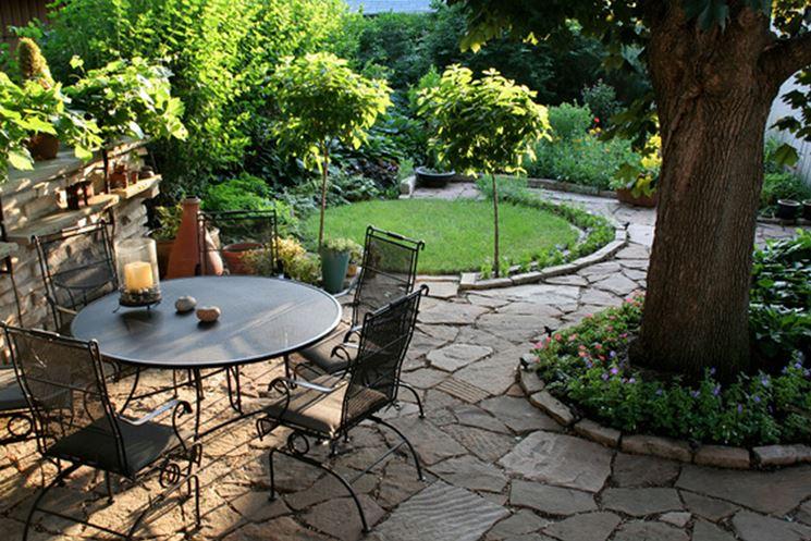 Arredare il giardino progettazione giardini come arredare il
