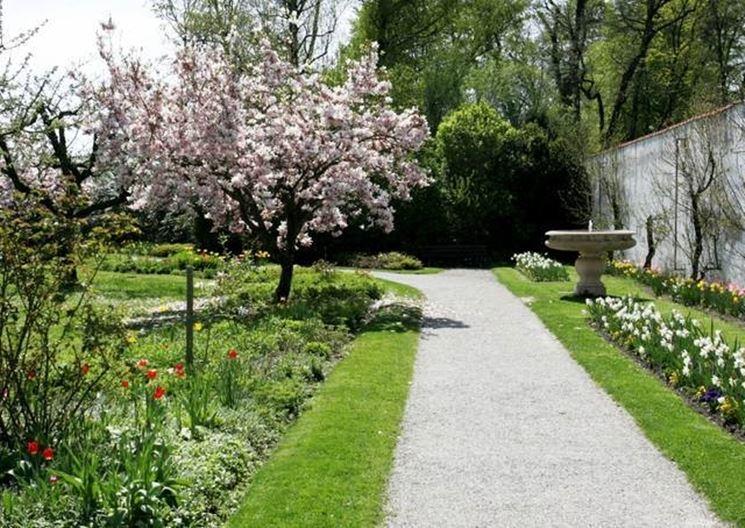 bordature progettazione giardini
