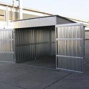 box auto prefabbricato