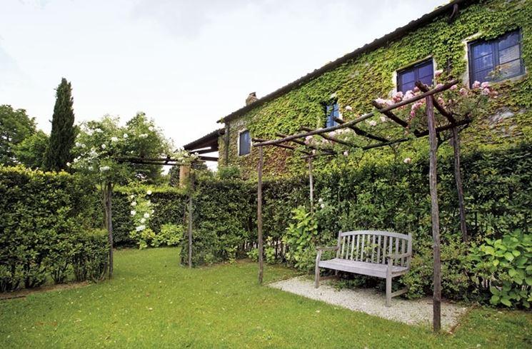Casa giardino progettazione giardini casa giardino for Giardini francesi