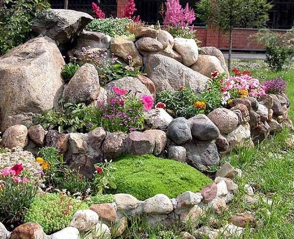 Eccezionale Creare un bel giardino - progettazione giardini - Creare un bel  FB69
