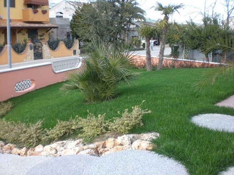 Casa moderna roma italy realizzazione giardini fai da te for Progettare un giardino