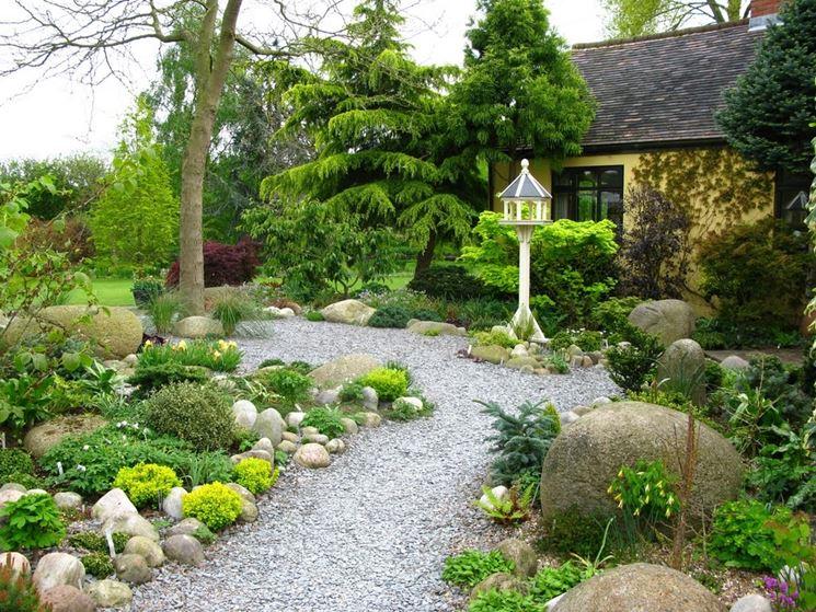 Creazione giardini privati - progettazione giardini - Come creare un giardino...