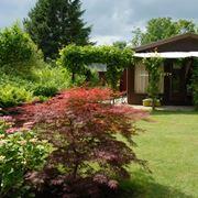 Esempio di giardino privato