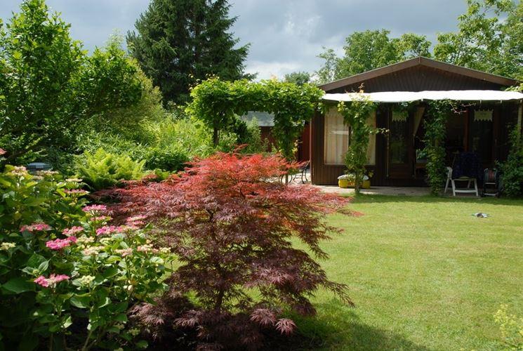 Giardini di casa progettazione giardini realizzare - Giardini privati progetti ...