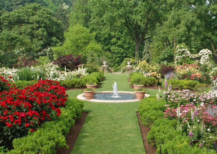 Giardini di casa progettazione giardini realizzare - Giardini curati ...
