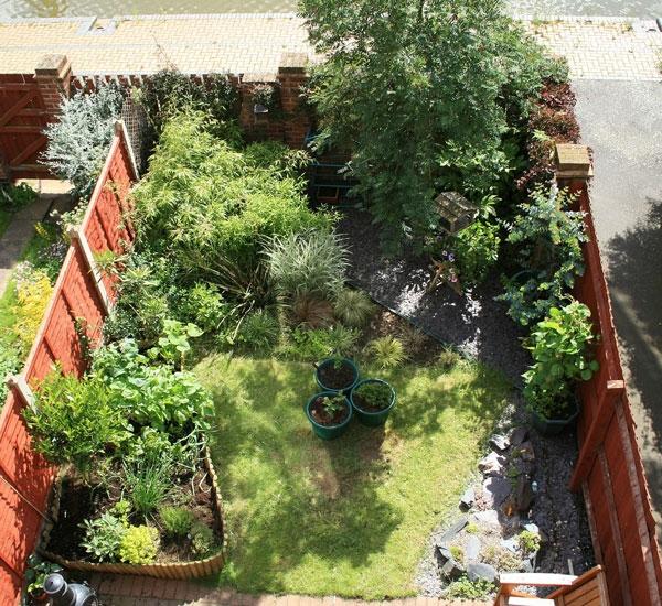 giardini di piccole dimensioni - progettazione giardini ... - Giardino Piccolo Progetto