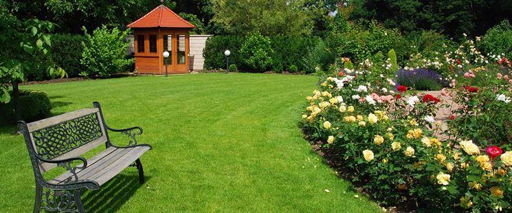 Giardini illuminati - progettazione giardini ...