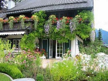giardino pensile in primavera