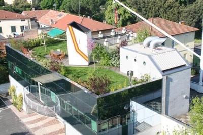 Giardini pensili progettazione giardini for Progettazione giardini pensili