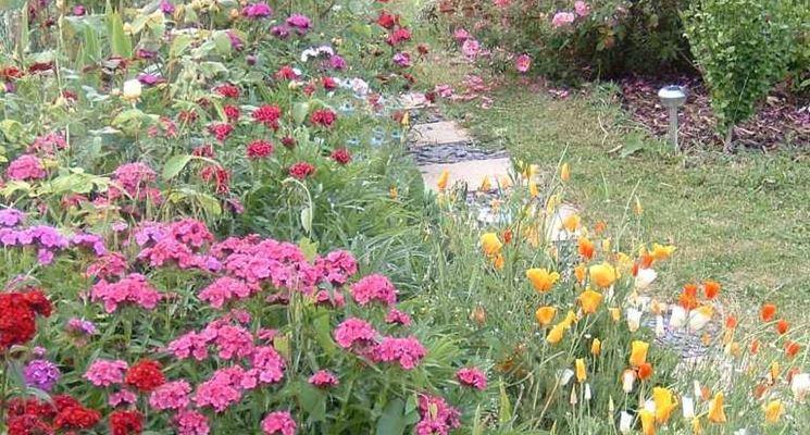 Creativit� e fantasia sono il segreto dei giardini privati pi� belli!