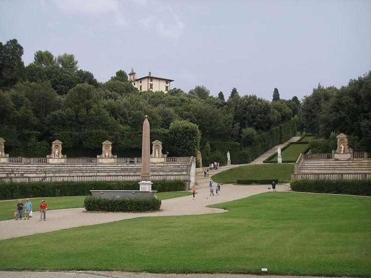 Giardino verde di Boboli