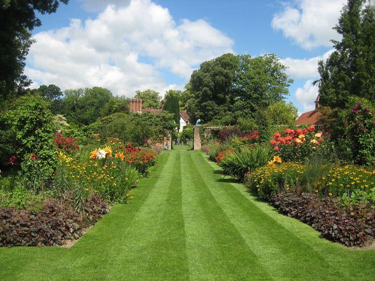 giardino all'inglese - progettazione giardini - giardino all ... - Piccolo Giardino Allitaliana