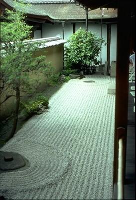 Giardino zen - progettazione giardini - Creare un giardino zen