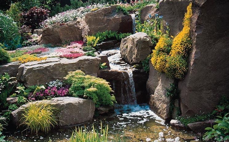 Idee per il giardino progettazione giardini idee per for Mountain designs garden city