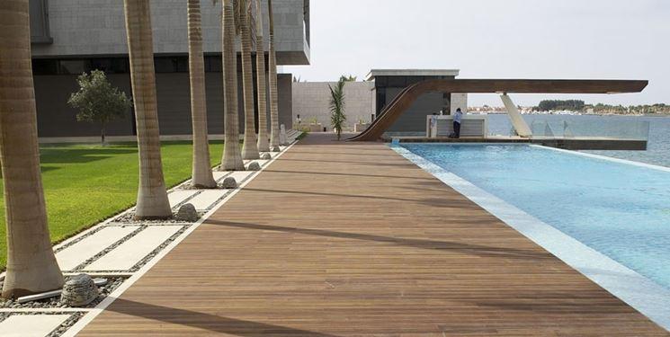 pavimento in legno da interno