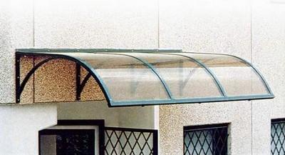 Pensiline progettazione giardini progettare pensiline per il giardino - Tettoia per porta ingresso ...