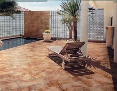 Piastrelle per esterni progettazione giardini come scegliere le piastrelle per esterni - Rivestimenti esterni bricoman ...
