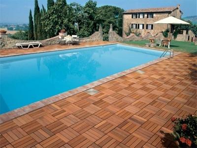 Piastrelle per esterni progettazione giardini come - Posa piastrelle esterno ...