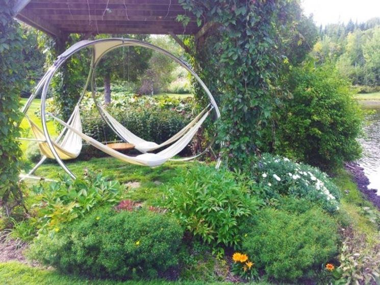 Piccolo giardino progettazione giardini realizzare un - Arredare piccolo giardino ...