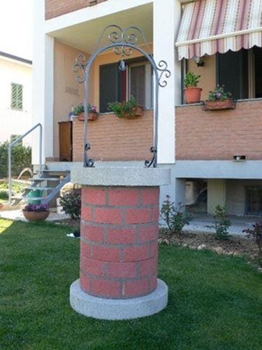 Pozzi progettazione giardini come progettare un pozzo for Pozzi finti per giardino