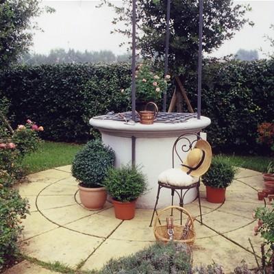 Pozzi progettazione giardini come progettare un pozzo - Pozzi da giardino ...