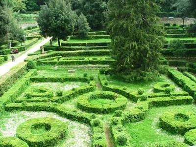 progettazione giardini all'inglese - progettazione giardini - Piccolo Giardino Allitaliana
