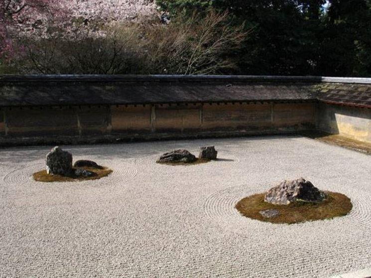Progettazione giardini zen