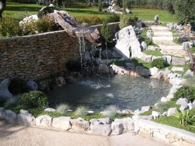 Progettazione giardini zen progettazione giardini for Giardino con laghetto immagini