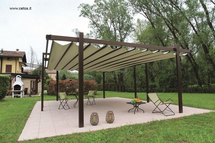Progetti giardini privati progettazione giardini - Progetti mobili in legno pdf ...