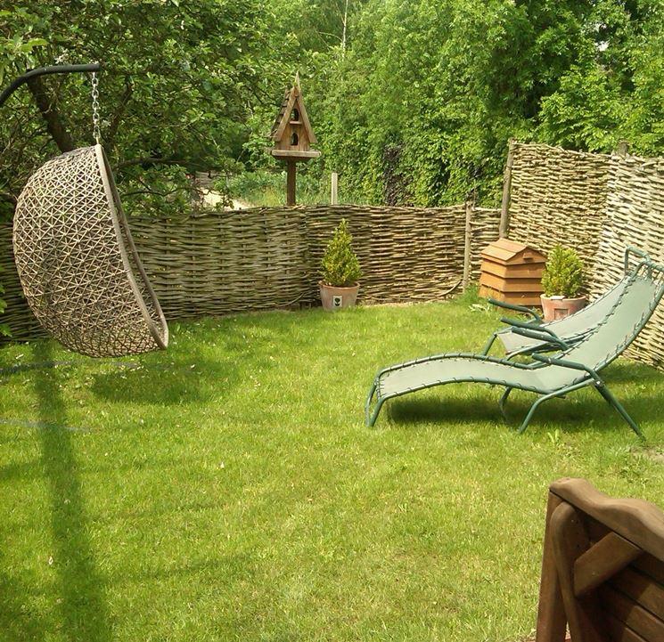 Progetto piccolo giardino cool giardini napoli giardino progetto piccolo con fioriture - Progetti giardino per villette ...