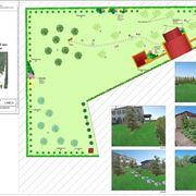 Realizzare un giardino