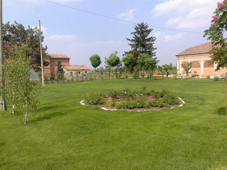 Favoloso Realizzare giardino - progettazione giardini - Realizzare il giardino YD92