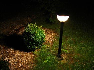 Sistema di illuminazione giardino