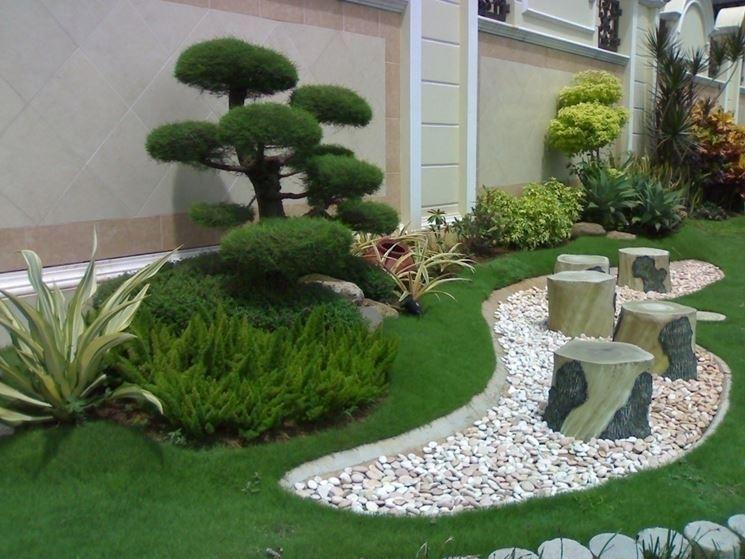 Soluzioni per giardini
