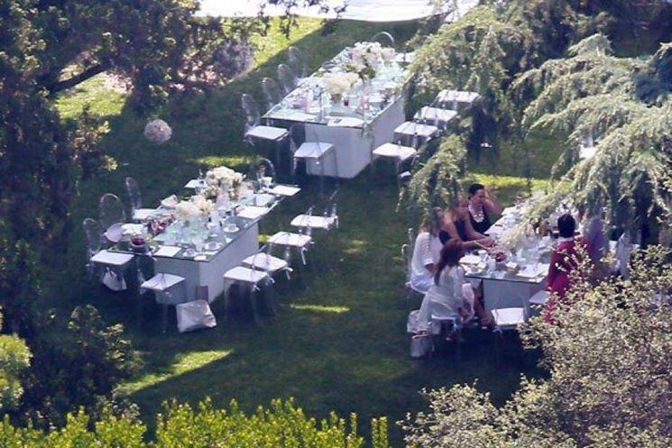 Il giardino per Kim Kardashian