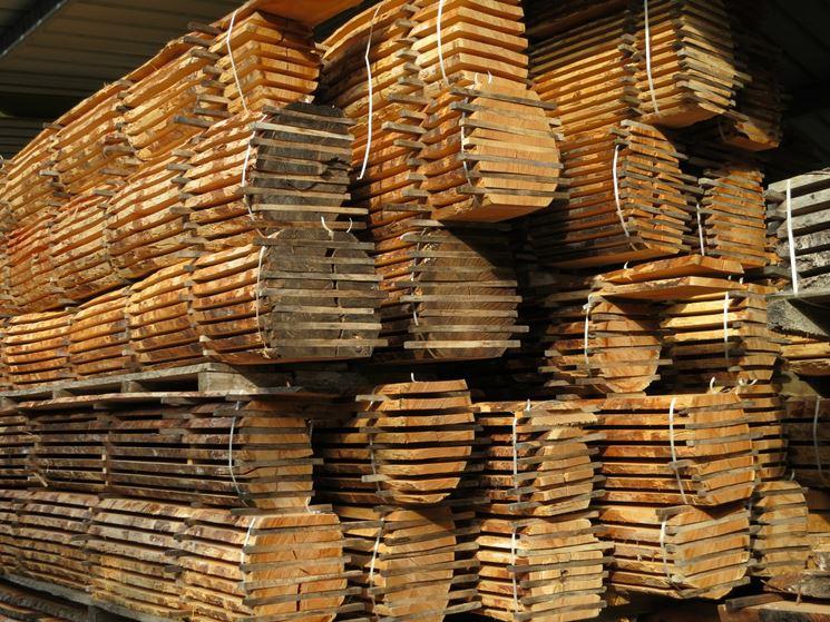 tavole in legno ciliegio
