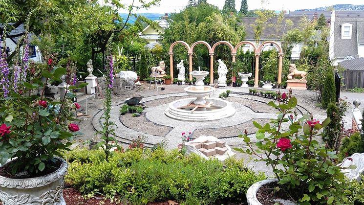 Piante ornamentali da giardino piante da giardino come for Piccoli giardini ornamentali