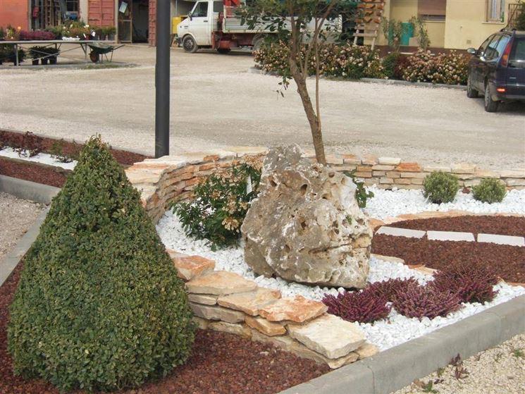 Piante per aiuole piante da giardino aiuole piante for Piante per ingresso esterno