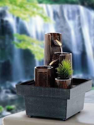 binnenshuise fonteine